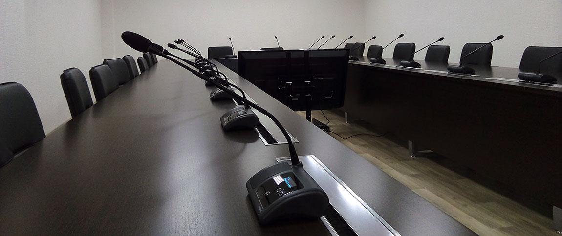 Беспроводная конференц-система VISSONIC CLEACON Wireless
