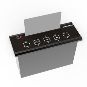 Врезная панель для голосования VIS-DVU-FS1