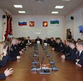 Конференц система VISSONIC в МВД Республики Коми
