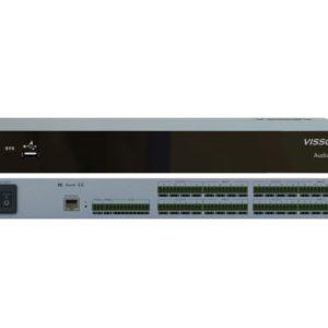 Цифровая аудиоплатформа VISSONIC VIS-DSP4 (-8/-12/-16)