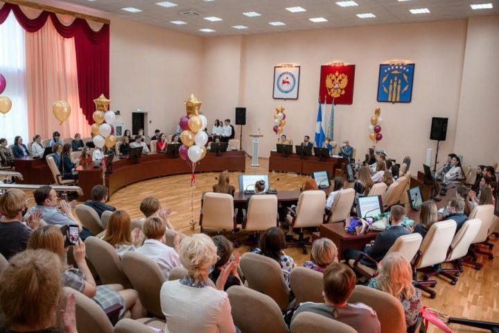 Расширение возможностей зала заседаний Администрации Нерюнгри