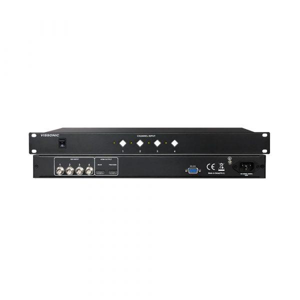 Контроллер автоматического наведения камер VIS-CATC-A